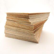 BALSA WOOD 20 Sheets  150x100x1mm EXCELLENT QUALITY Model Balsa Wood