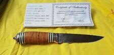 Buck Knives 119 Special 6 inch Hunting Knife - 0119BKSB