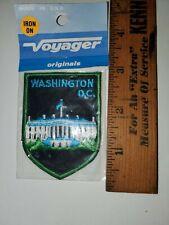 Vintage WASHINGTON D.C Patch