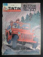 TINTIN Journal - N°738 - 1962