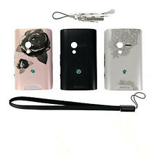 SONY ERICSSON X10 MINI XP130 STYLE PACK 3 BATTERYCOVER ORIGINALI COLORATE