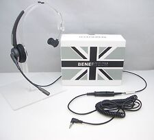 Benertech IP-Touch Headset for Alcatel 4028 4029 4038 8012 8028 8029 8038 8039