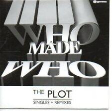 (AL544) Who Made Who, The Plot - DJ CD