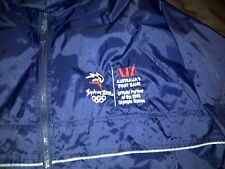Official Sydney 2000 Olympic Souvenir, Water proof Jacket Men and Women