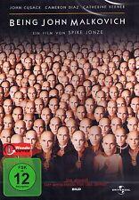 DVD NEU/OVP - Being John Malkovich - John Cusack & Cameron Diaz
