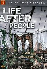 History Channel Presents - Life After People (DVD, 2008)