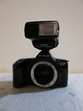 Minolta Maxxum 3000i Camera Body w/ Program 2000xi Flash
