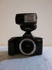 Minolta Maxxum 3000i Camera Body w/ Program 2000xi Flash