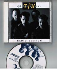 DAVID BOWIE Radio Session TIN MACHINE JAPAN CD VICP-15014 w/PS Free S&H/P&P