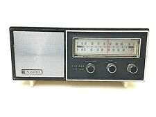 Vintage Panasonic Model RE-6137 Fm-Am 2-Band 7 Transistor, 7 Diode Radio 1970's