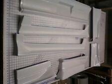 fiberglass body kit fits 87 to 96 Nissan hard body reg cab reg bed roll pan