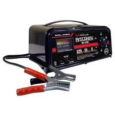 Schumacher 2/15/125 Amp Automatic/manual Battery Charger w/Engine Start