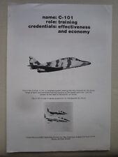 2/1979 PUB CASA C-101 TRAINER AIRCRAFT AVION FLUGZEUG ORIGINAL AD