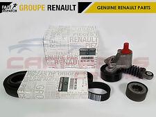 Vera RENAULT 2.0 Sport Clio 172 182 Drive Cinghia Del Ventilatore Ausiliario Tensionatore KIT F4