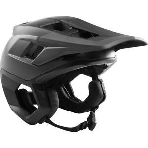 Fox Dropframe Helmet - Black