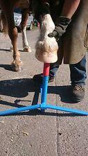 Hufbock - Verstellhebel - Hufschmiedebock Hufpflege Hufbeschlagbock Pferdepflege