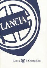 Lancia Il Granturismo Auto Prospekt 1993 brochure Autoprospekt Europa Italien