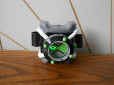 DELUXE LIGHT AND SOUND OMNITRIX character toy BEN 10 Playmates CARTOON NETWORK
