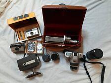 miscellaneous vintage camera lot