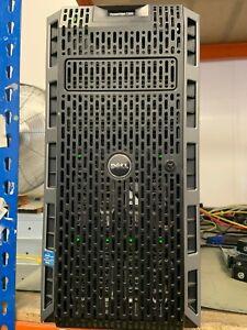 Dell PowerEdge T320, Intel Xeon E5-2430 v2, 48GB DDR3, H310, 8x 4TB SAS,