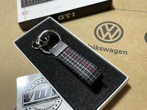 Volkswagen GTI Keyring Zubehör Gift VW Golf MK1 MK2 MK3 MK4 MK5 MK6 MK7 MK8
