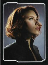 MARVEL - THE AVENGERS - STICKER COLLECTION - No 31 - BLACK WIDOW - By PANINI