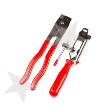 2pc CV Joint Clamp Banding Install Tool Ear Type Boot Clamp Pliers Profession