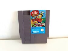 Bart Vs. The Space Mutants The Simpsons NES Nintendo Game Cart PAL
