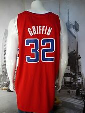 Adidas Blake Griffin Los Angeles Clippers Revolution 30 Swingman Jersey MENS XXL