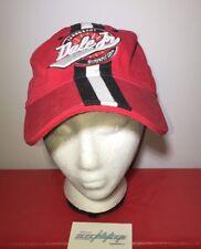 Dale Earnhardt Jr #8 BUDWEISER Adjustable NASCAR Red Hat Cap CHASE Authentics