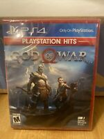 NEW! God of War - PS4 (Sony PlayStation 4, 2018)