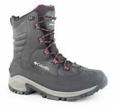 Columbia Mens Bugaboot Iii Black Snow Boots Size 10.5 (1355394)