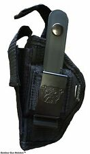 Durable Belt / Hip Gun Holster For Smith & Wesson M&P SHIELD 9mm & 40 Caliber