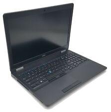 "Dell 15.6"" Precision 3510 XEON E3-1505Mv5 2.80GHz 16GB DDR4 RAM 256GB NVMe SSD"