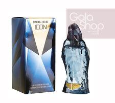 POLICE ICON EAU DE PARFUM 125ML PROFUMO UOMO EDP NATURAL SPRAY
