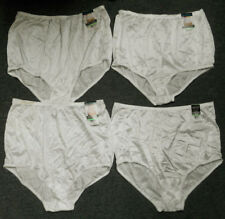 4 prs VANITY FAIR Brief PERFECTLY YOURS RAVISSANT 15712 Panty CANDLEGLOW- 8 / XL