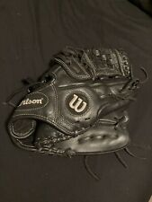 "Wilson A500 11"" Youth Baseball Softball Glove Right Hand Throw"
