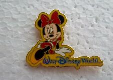 *~* DISNEY NAME DROP SERIES MINNIE MOUSE SEARCH FOR IMAGINATION PIN *~*