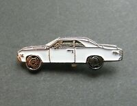 CHEVY CHEVELLE 1967 CHEVROLET AUTOMOBILE CAR LAPEL HAT PIN 1 INCH