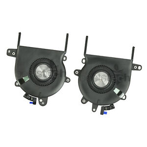 """LEFT & RIGHT COOLING FANS - MacBook Pro 13"""" A1706 2016,2017, A1989 2018,2019"""