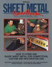 Sheet Metal Handbook: How to Form and Shape Sheet Metal for Competition, Cust…