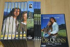 DR Quinn coffrets DVD intégrales saison 1 2 3 et 4