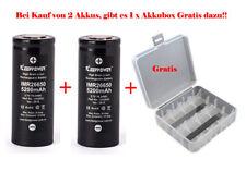 Keeppower IMR 26650 - 5200mAh - 15A - 3,6-3,7 Volt - Li-Ion Akku
