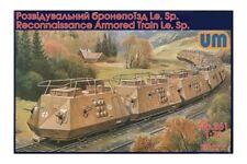 UNIMODELS 261 1/72 Reconnaissance armored train Le.Sp