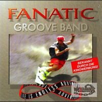 FANATIC GROOVE BAND -CD: Life is endless adventure - AOR-Melodic-Rock (Neu)