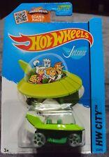 Hot Wheels The Jetsons Capsule Car Die Cast Car Toy Hw City Series