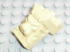 Tete Lion LEGO Tan Brick w. Lion's Head 30274 / set 6095 6094 6098 4709 6091 ...