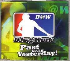 DJs @ Work - Past Was Yesterday - CDM - 2003 - Trance 4TR Zeitgeist