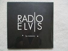 """45T 7"""" RADIO ELVIS """"Les Moissons"""" PIAS 962.A065.140 Neuf §"""