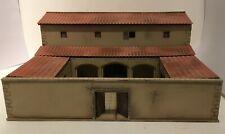 28mm ROMAN Town house prepainted kit